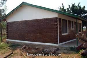 Low Cost Houses in Kenya