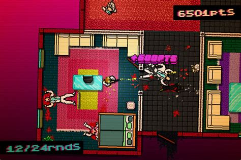 hotline miami patch adds xbox  controller support mac