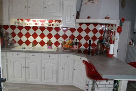 eleonore deco cuisine relooking d 39 une cuisine avec le béton ciré et la peinture écru produits eleonore déco