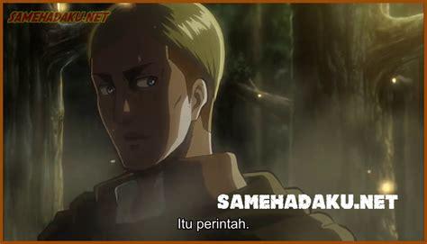 anime basket samehadaku shingeki no kyojin episode 23 sub indo samehadaku