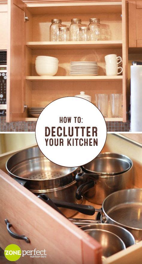 Ways To Declutter Your Kitchen In A Day  Declutter