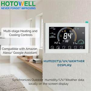 Two Stage Heat Pump Wiring Thermostat