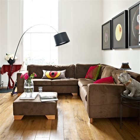 Brown Living Room Ideas Uk by Modern Living Room Living Room Decoration