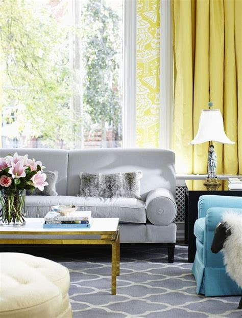 Yellow Gray And Turquoise Living Room by 17 Best Images About Decor Living Room On
