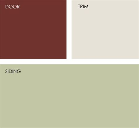 best 25 green exterior paints ideas on pinterest green