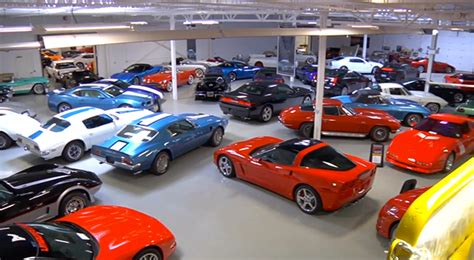 The Lingenfelter Car Collection