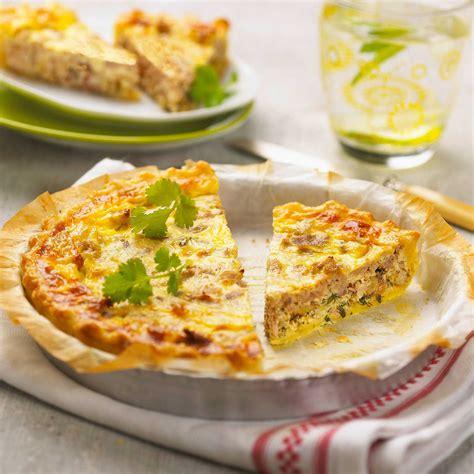 recettes de cuisine sur tf1 quiche au thon facile et pas cher recette sur cuisine