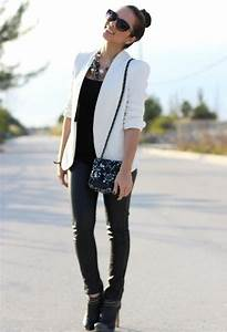 fall 2013 trend black and white style fashion