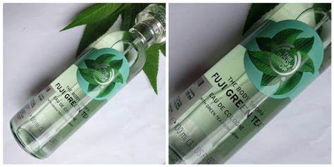 The Shop Edc Green Tea the shop fuji green tea perfume review
