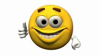 Thumbs Up Emoticon Animation