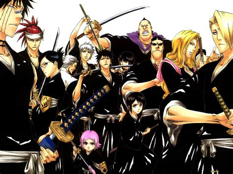 Bleach Full Hd Wallpaper And Background Image 1920x1440