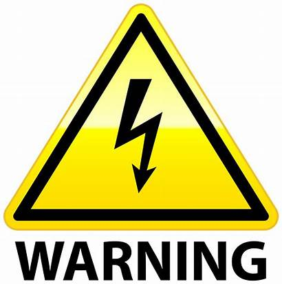 Voltage Warning Clip Clipart Signs Clipground 1471