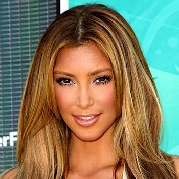 Hairstyle, Makeup Trend, Before/After Photos: Kim ...