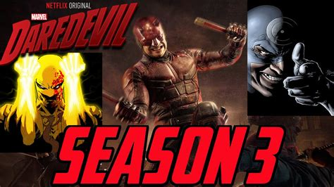 Marvel's Daredevil Season 3 Picture Hint At Big Change For