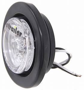 Miro-flex, Led, Clearance, Or, Side, Marker, Light, W, Grommet, And, Pigtail, -, Submersible