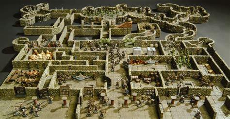 under siege modular dungeon terrain