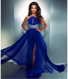 royal blue bridesmaid dresses mac duggal prom 2013 electric blue high from unique vintage
