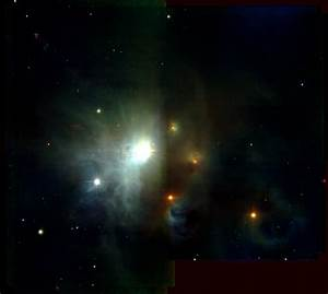 NASA - Baby Star is Way Ahead of its Time