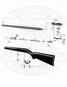 Anschutz Gun Parts