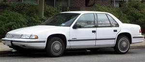 Ficheiro 1991-1994 Chevrolet Lumina Sedan