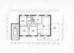 plan de maison moderne gratuit mc immo