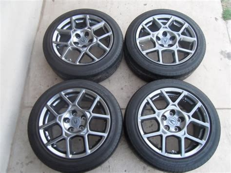 Tl Type S Wheels