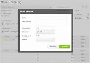 Amazon Rechnung Online : rechnungsprogramm online rechnung schreiben mit lexoffice ~ Themetempest.com Abrechnung