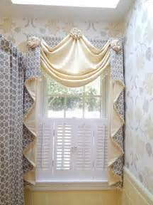 window treatment ideas for bathrooms window treatments home design ideas pictures