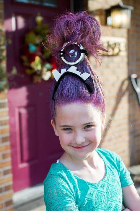 hair day 28 best wacky hair day images on wacky hair