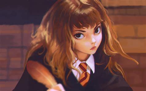 Anime Harry Potter Wallpaper - 1680x1050 hermione granger anime style harry