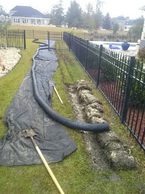 how much drain cost french drain cost channel drain aco in clifton va the french drain has been around for decades
