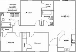 3 Bedroom House Plan Awesome