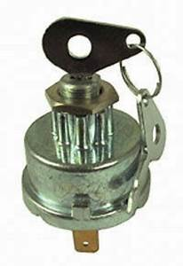 Ford Tractor Ignition Switch  4 Position