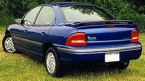 Dodge Neon Custom Style Spoiler 1994 1999