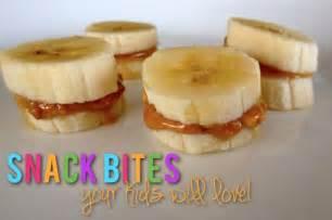 Make Healthy Fun Snacks for Kids