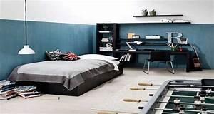 Deco Chambre Zen : chambre ado gar on 11 d co de chambres dans le coup decoration and bedrooms ~ Preciouscoupons.com Idées de Décoration