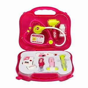 Spielzeug Für Mädchen 3 Jahre : arztkoffer kinder m dchen rosa geschenk arztkoffer spielzeug ab 3 jahre beliebte spielzeuge ~ Watch28wear.com Haus und Dekorationen