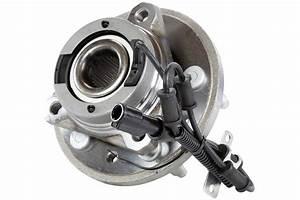 2007 Mercury Monterey Rear Wheel Bearing Replacement