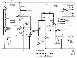 Vw Bus Fuel Injection Diagram