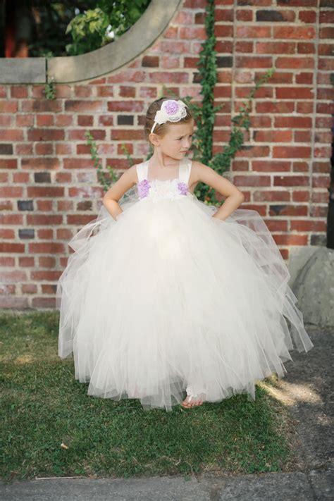 tulle flower girl dress elizabeth anne designs