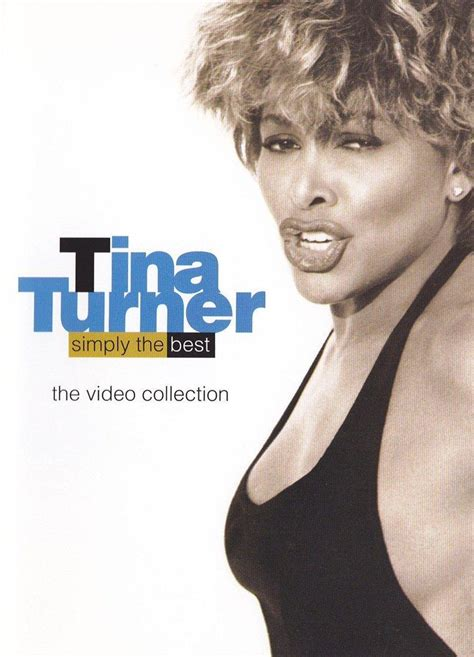 the best tina turner simply the best the collection dvd