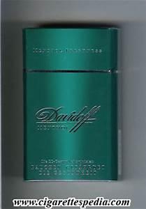 Davidoff (Menthol Menthol Freshness) L-19-H - Germany ...