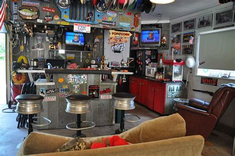 cool garages caves cave furniture ideas for creating s room
