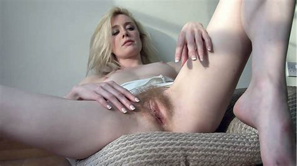 #Cate #Teases #Her #Hot #Blonde #Pussy