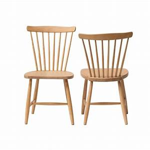 Chaise Bois Scandinave : chaise scandinave vintage ann es 50 sweden ~ Teatrodelosmanantiales.com Idées de Décoration