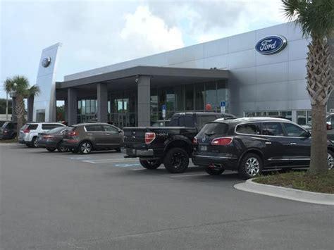 Coggin Ford Jacksonville New Ford Dealership In