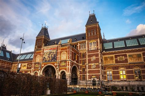 Amsterdam Museum Famous 6 famous museums in europe worth your time eurail blog