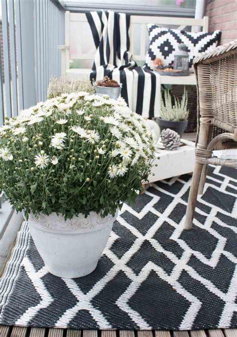 balkon herbstlich dekorieren  ideen zum nachmachen