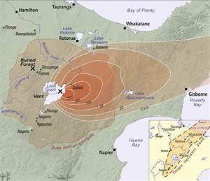 3 The Consequences Of The Powerful Taupo Eruption Of C  Ad