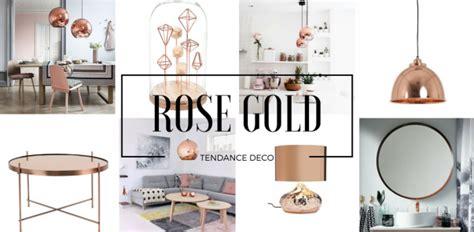 Deco Rose Gold Et Gris